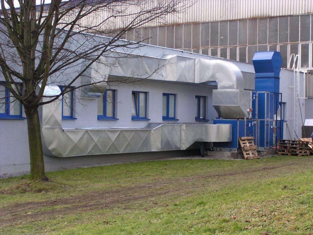 KOVO VZDUCHOTECHNIKA spol. s.r.o. | Vzduchotechnika a kovovýroba